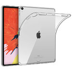 Flexi Slim Gel Case for Apple iPad Pro 12.9-inch (3rd Gen) - Clear / Gloss Grip